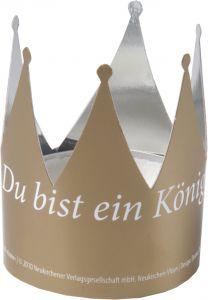 Tischschmuck Krone