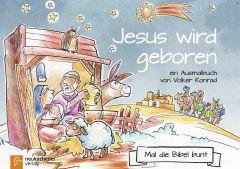 Jesus wird geboren Volker Konrad 9783761565698