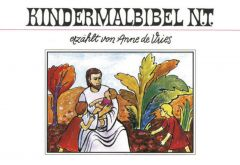 Kindermalbibel Neues Testament Vries, Anne de 9783761549346