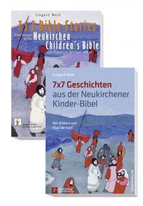 7x7 Stories und Geschichten aus der Neukirchener Kinder-Bibel Weth, Irmgard 9783761555187