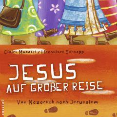 Jesus auf großer Reise