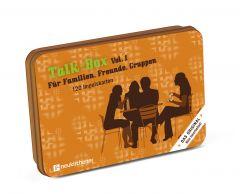 Talk-Box - Für Familien, Freunde, Gruppen Filker, Claudia/Schott, Hanna 9783761558102