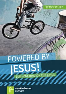 Powered by Jesus!