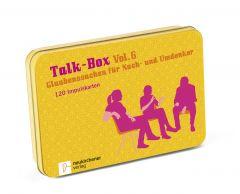 Talk-Box - Glaubenssachen für Nach- und Umdenker Filker, Claudia/Schott, Hanna 9783761559505