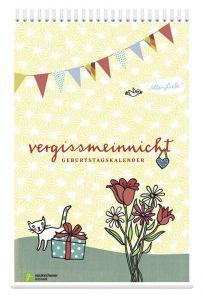 Vergissmeinnicht Schmidt, Silke 9783761561027