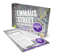 EMMAUS STREET - Mitarbeiterset  9783761561195