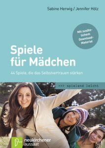 Spiele für Mädchen Herwig, Sabine/Hölz, Jennifer 9783761561553