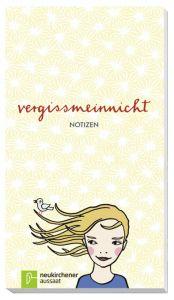 Magnetnotizblock 'vergissmeinnicht' Silke Schmidt 9783761562031