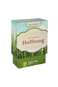KostbarKarten: Ein Schimmer Hoffnung Miriam Gamper-Brühl 9783761562185