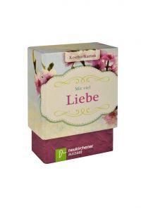 KostbarKarten: Mit viel Liebe Miriam Gamper-Brühl 9783761562253