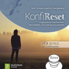 Konfi Reset Tornow, Nils/Zwingelberg, Joachim 9783761562758