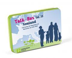 Talk-Box - Neuland Filker, Claudia/Schott, Hanna 9783761563113