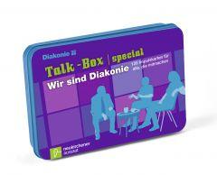 Talk-Box special - Wir sind Diakonie Filker, Claudia/Schott, Hanna 9783761563137