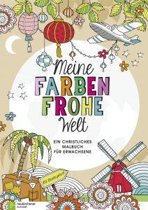 Meine farbenfrohe Welt Marcel Flier 9783761563168