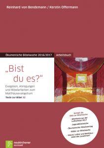 'Bist du es?' Bendemann, Reinhard von/Offermann, Kerstin 9783761563199