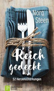 Reich gedeckt Steen, Nora 9783761563588