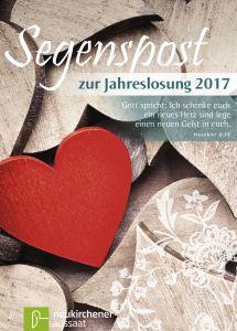 Segenspost zur Jahreslosung 2017 Ulrike Rauhut 9783761563755