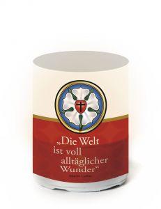 Teelicht-Transparente 'martin Luther' Miriam Gamper-Brühl 9783761563762