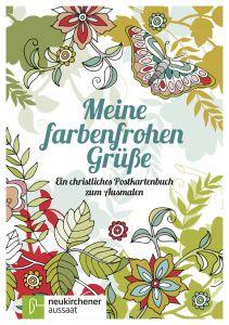 Meine farbenfrohen Grüße Marcel Flier 9783761564028