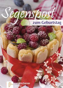 Segenspost zum Geburtstag Ulrike Rauhut 9783761564509