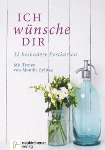 Ich wünsche dir - 12 besondere Postkarten Miriam Gamper-Brühl 9783761564721