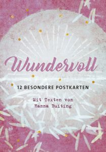 Wundervoll - 12 besondere Postkarten Miriam Gamper-Brühl 9783761564745