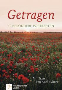 Getragen - 12 besondere Postkarten Kühner, Axel 9783761564752
