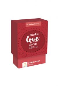 KostbarKarten: make love great again Andreas Sonnhüter 9783761564820