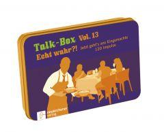Talk-Box - Echt wahr?! Filker, Claudia/Schott, Hanna 9783761564868