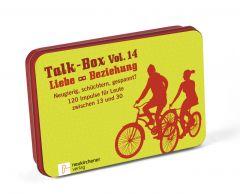 Talk-Box - Liebe & Beziehung Filker, Claudia/Schott, Hanna 9783761565162
