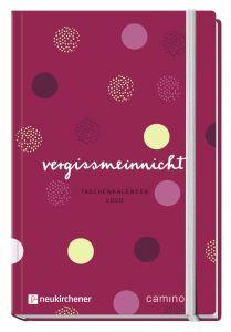vergissmeinnicht 2020 - Taschenkalender Schäfer, Anja/Schmidt, Silke 9783761565988