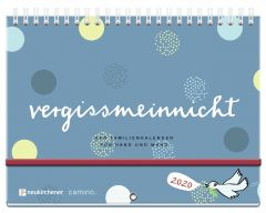 vergissmeinnicht 2020 Brudereck, Katharina/Schmidt, Silke 9783761565995