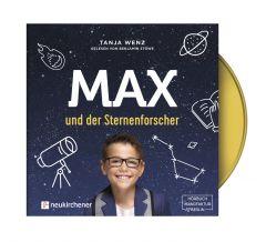 Max und der Sternenforscher Wenz, Tanja 9783761566367