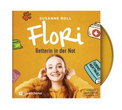 Flori - Retterin in der Not - Hörbuch