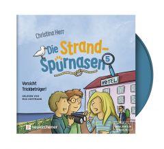 Die Strandspürnasen 5 - Vorsicht Trickbetrüger! - Hörbuch