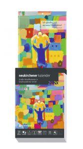 Neukirchener Kalender 2020 - Großer Abreißkalender in lesefreundlicher Schrift  9783965360013