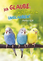 Postkarten 'Jahreslosung 2020 - Vögel'  4034905427163