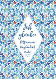 Postkarten 'Jahreslosung 2020 - Muster'  4034905627174