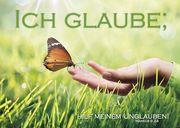 Postkarten 'Jahreslosung 2020 - Schmetterling'  4034905627198