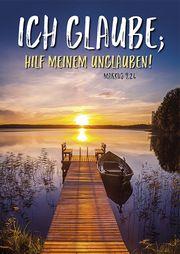 Postkarten 'Jahreslosung 2020'  4034905627297
