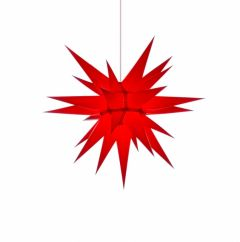 Herrnhuter Stern i6 - rot ca. 60 cm