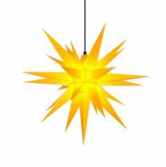 Herrnhuter Stern A7 gelb ca. 68 cm