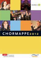 Chormappe 2012