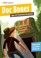 Doc Bones - Jäger der brennenden Buchstaben