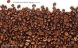 Vesperbrettchen / Frühstücksbrettchen Kaffee
