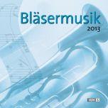 Cover Bläsermusik 2013 CD
