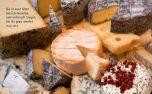 Vesperbrettchen / Frühstücksbrettchen Käse