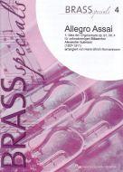 Brass Specials 4 Allegro Assai 1. Satz der Orginalsonate op. 61 Nr.4