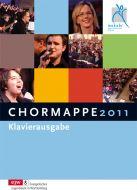 Chormappe 2011 Klavierausgabe