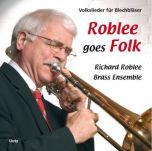 Roblee goes Folk CD